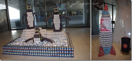 Canstruction - 2012 Community Choice Winner