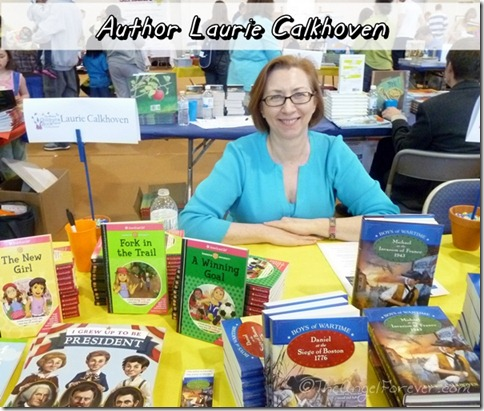 Author Lauie Calkhoven