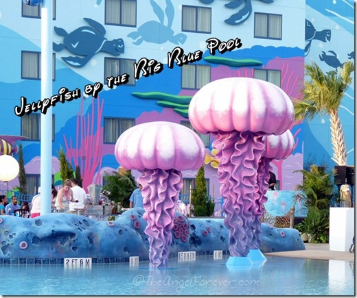 Big Blue Pool at Art of Animation Resort