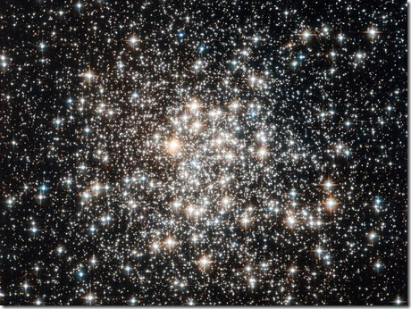 Credit NASA - Field of Stars from Hubble Space Telescope