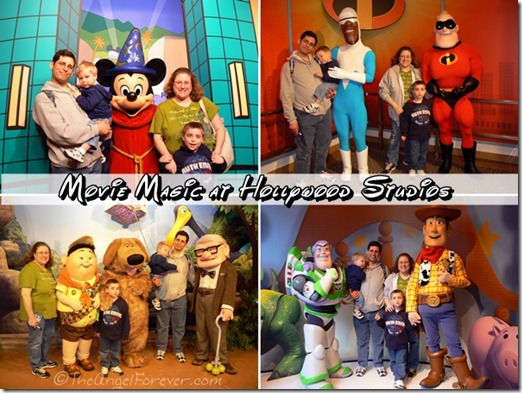 Movie Magic at Disney's Hollywood Studios