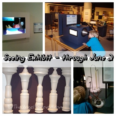 Seeing Exhibit at miSci