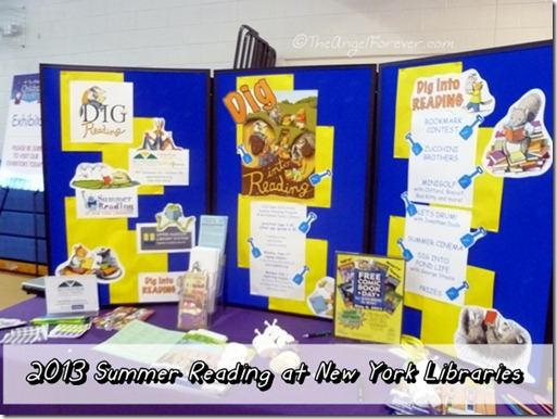 2013 Summer Reading at New York State Libraries