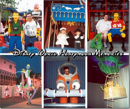 Walt Disney World Honeymoon Memories