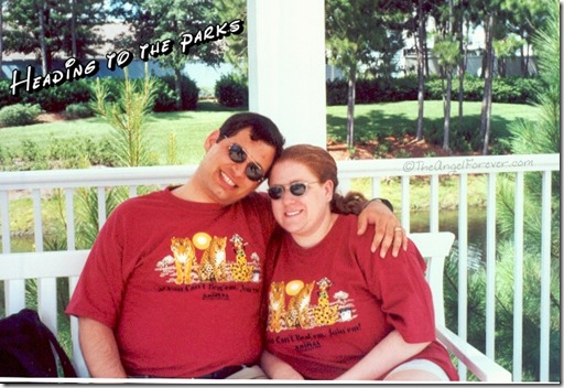 Walt Disney World Honeymoon fun