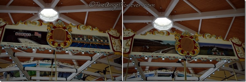 Details on the Historic Nunley's Carousel
