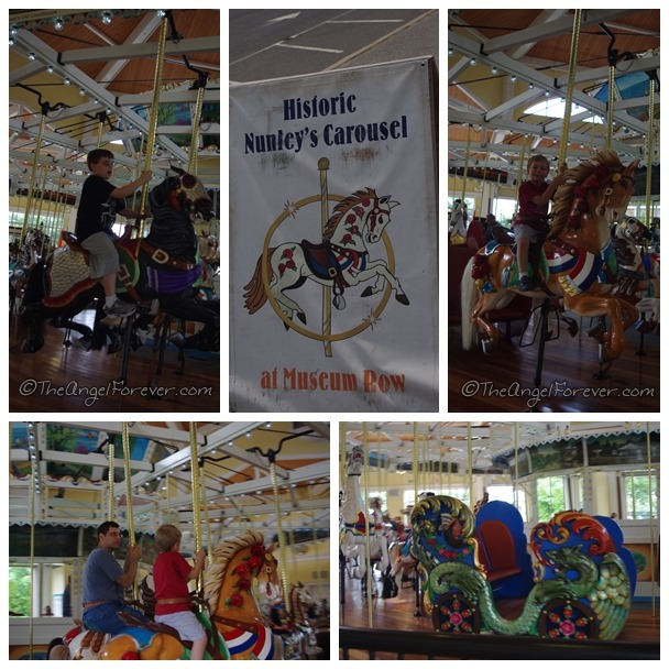 Historic Nunley's Carousel