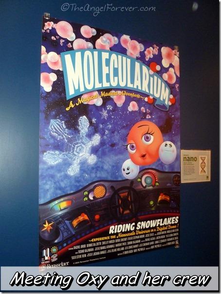 Molecularium at CMOST