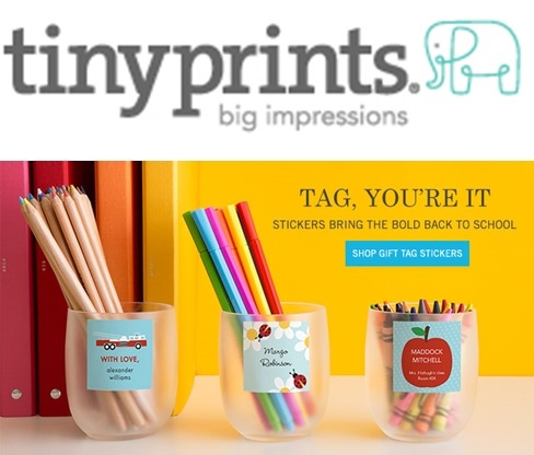 Tiny Prints Back to School