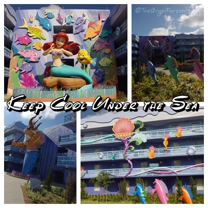 Under the Sea at Art of Animation Resort