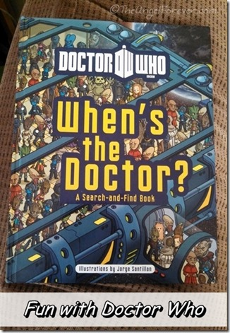 When's the Doctor book