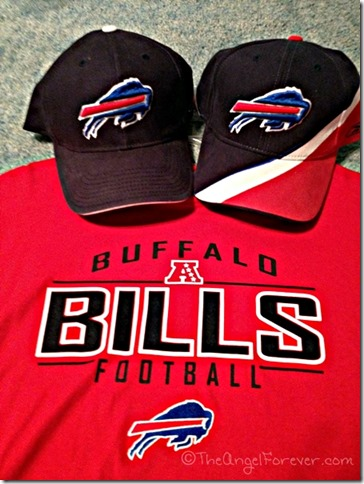 Buffalo Bills Fan Attire