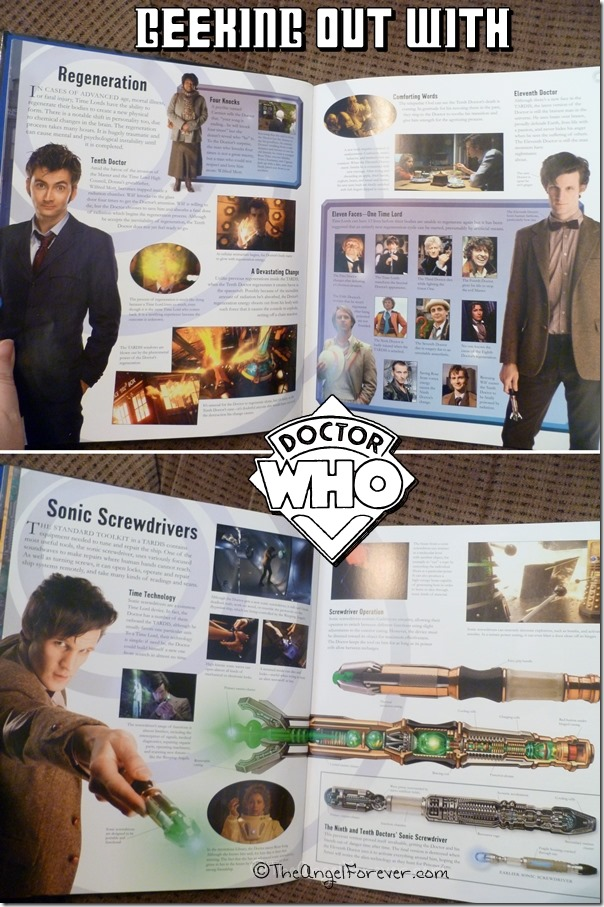 Doctor Who with Sonic Screwdrivers