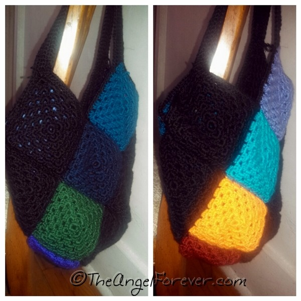 Inga's Crochet Bag