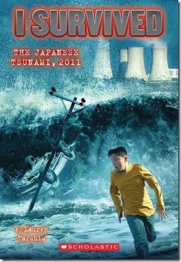 I Survived the Japanese Tsunami 2011 - Scholastic Books