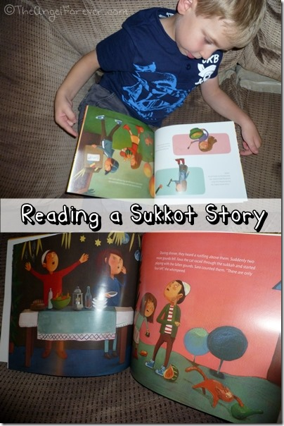 Picture book about Sukkot