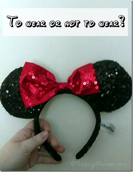 Sparkle Minnie Ears