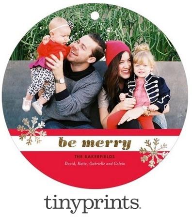 tiny prints christmas card - Tiny Prints Christmas Cards