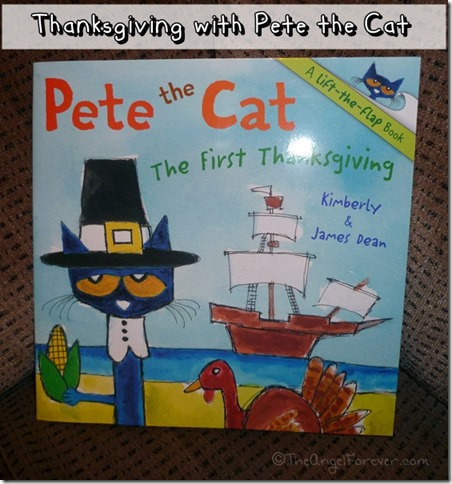 Pete the Cat - The First Thanksgiving