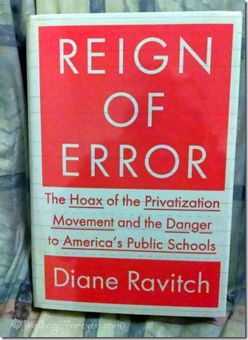 Reign of Error by Diane Ravitch