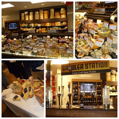 Cheese Shop and Growler Station at Market Bistro