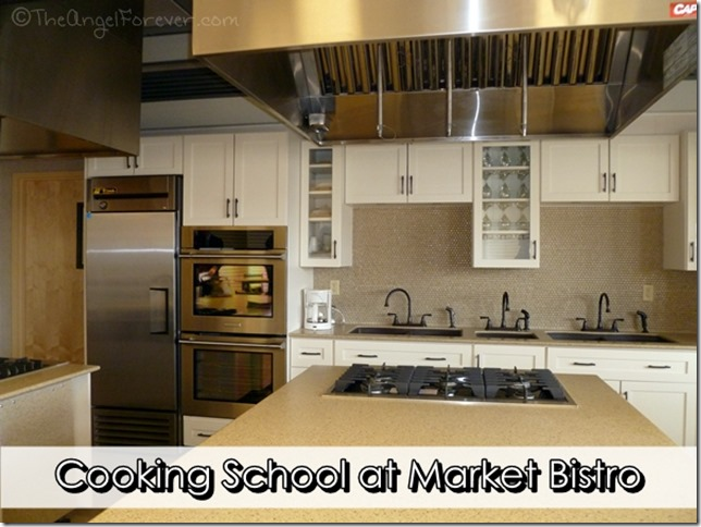 Cooking School at Market Bistro by Price Chopper
