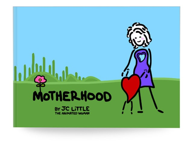 Motherhood front cover by JC Little