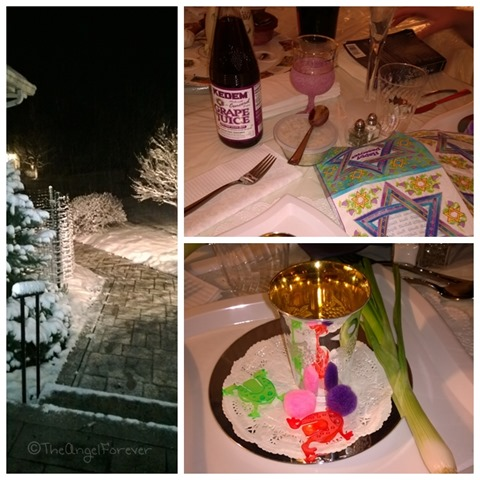 Passover 2014 snow