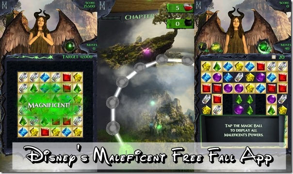 Disney's Maleficent Free Fall App