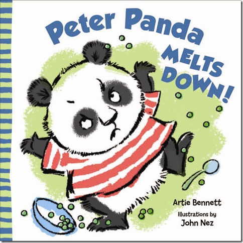 Peter Panda Melts Down! by Artie Bennett