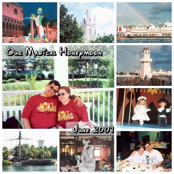 Magical Disney Honeymoon