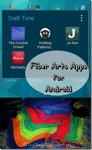 Fiber Arts Apps for Android Smartphones