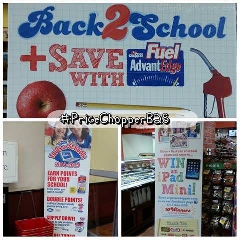 Back to School with Price Chopper