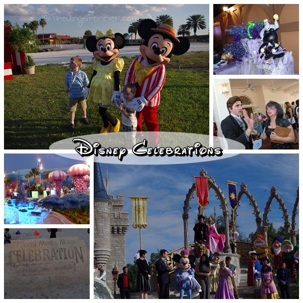 Disney Celebrations