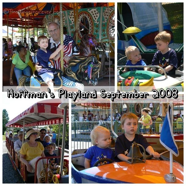 Hoffman's Playland 2008