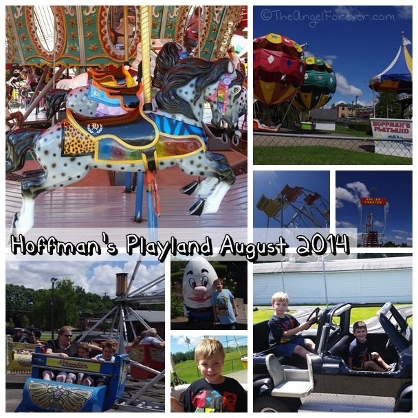 Hoffman's Playland 2014