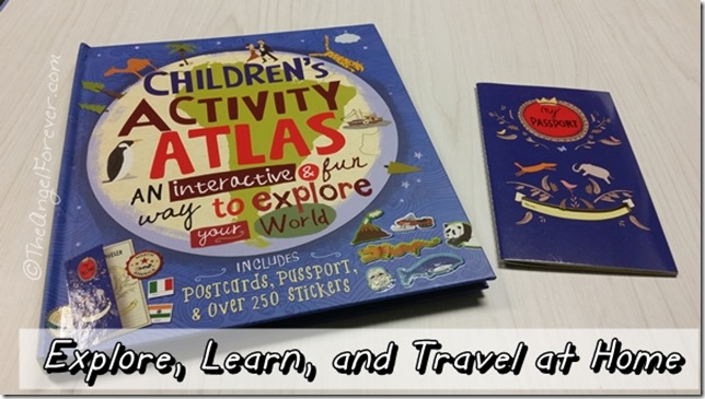 Children's Activitry Atlas