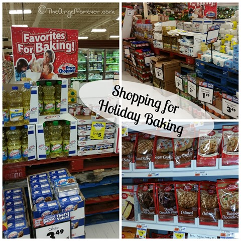 Shopping for Holiday Baking