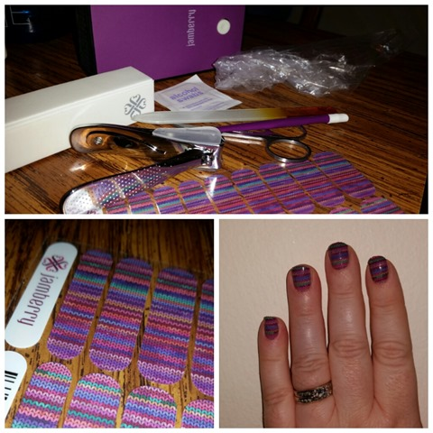 Jamberry Stitched Away wraps