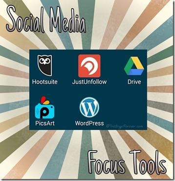 Social Media Focus Tools