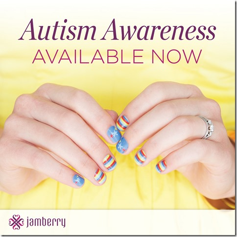 Jamberry Autism Awareness