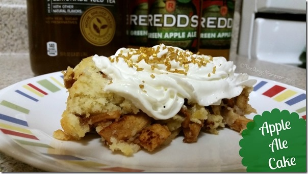 Apple Ale Cake