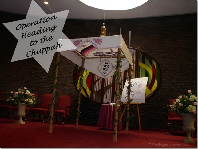 Operation Heading to the Chuppah