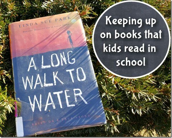 Books that kids read in school