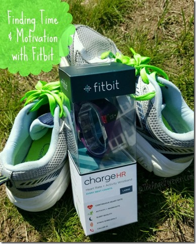 Finding time and motivation with Fitbit