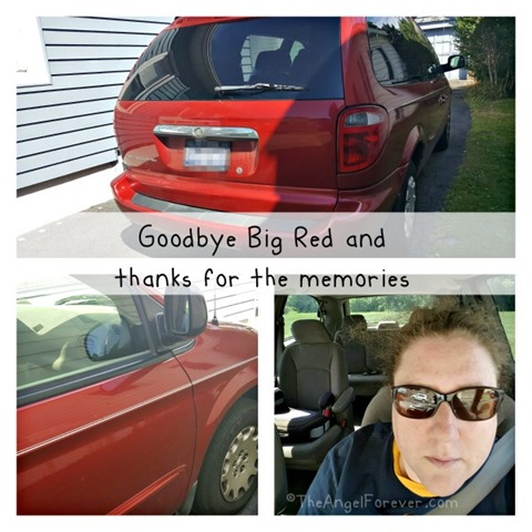Goodbye Big Red