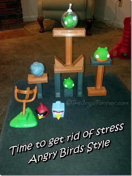 Angry Birds Stress Relief