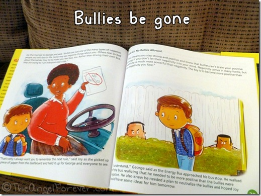 Bullies are subject of The Energy Bus for Kids