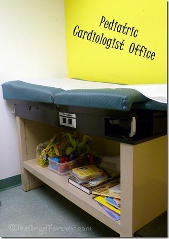Pediatric Cardiologist Visit