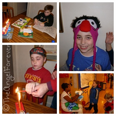 Chanukah Muppets and more December 2011